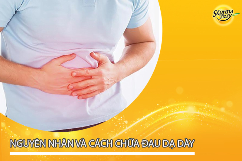 nguyên nhân đau dạ dày và cách chữa