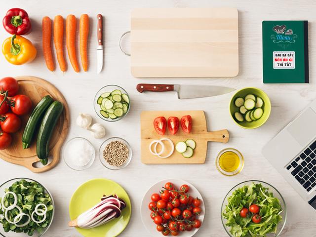 Đau dạ dày nên ăn gì để giảm đau nhanh