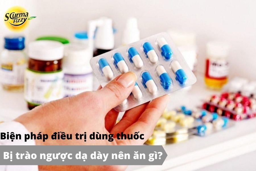Điều trị dùng thuốc