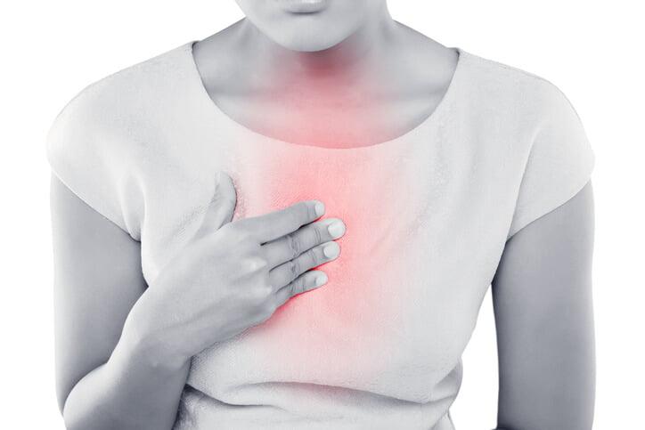 Ợ nóng là dấu hiệu thường gặp của trào ngược