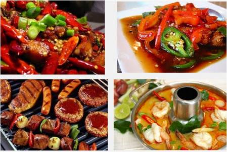 Một số món ăn kích ứng dạ dày)