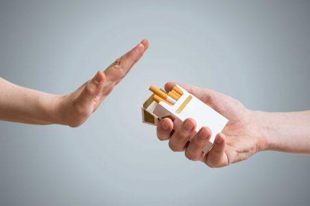 Hút thuốc lá có hại cho dạ dày