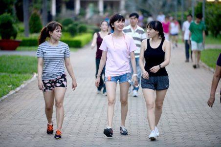 Tập thể dục có lợi cho dạ dày?
