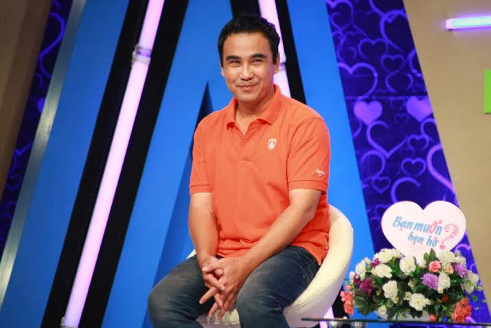 MC Quyền Linh dẫn chương trình bạn muốn hẹn hò