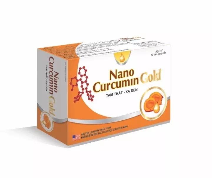 Nano curcumin Gold