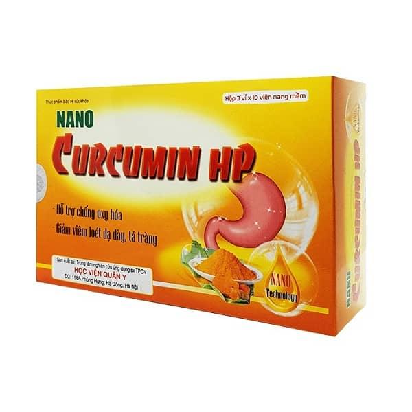 Nano curcumin
