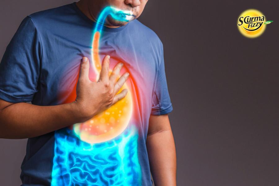 Nano curcumin tác động lên trào ngược dạ dày thực quản