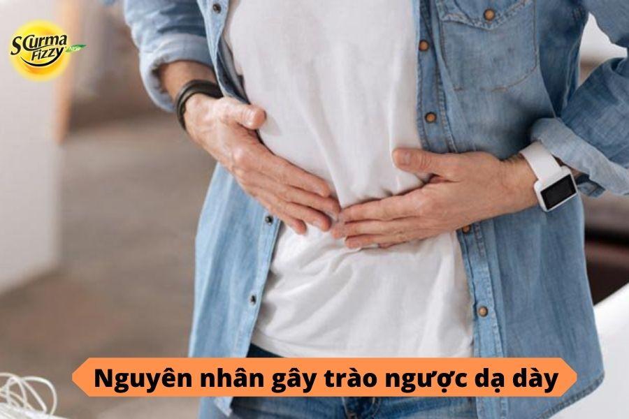 mẹo chữa trào ngược dạ dày thực quản 3
