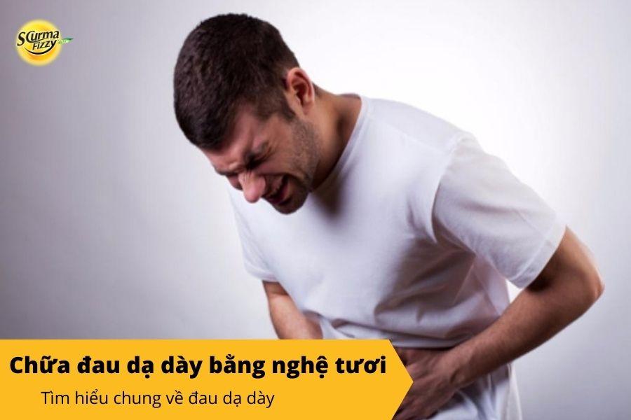Những thông tin chung về bệnh lý đau dạ dày