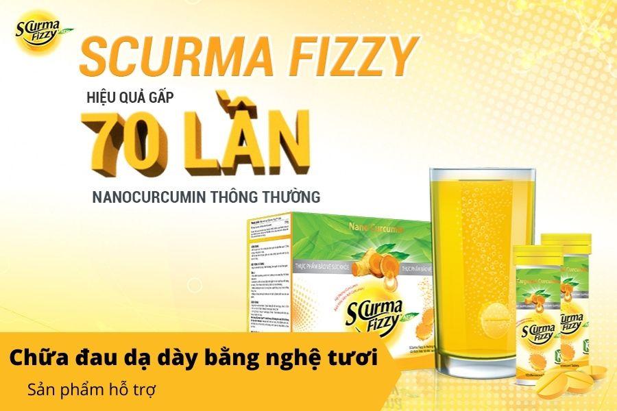 Sản phẩm hỗ trợ giảm đau dạ dày