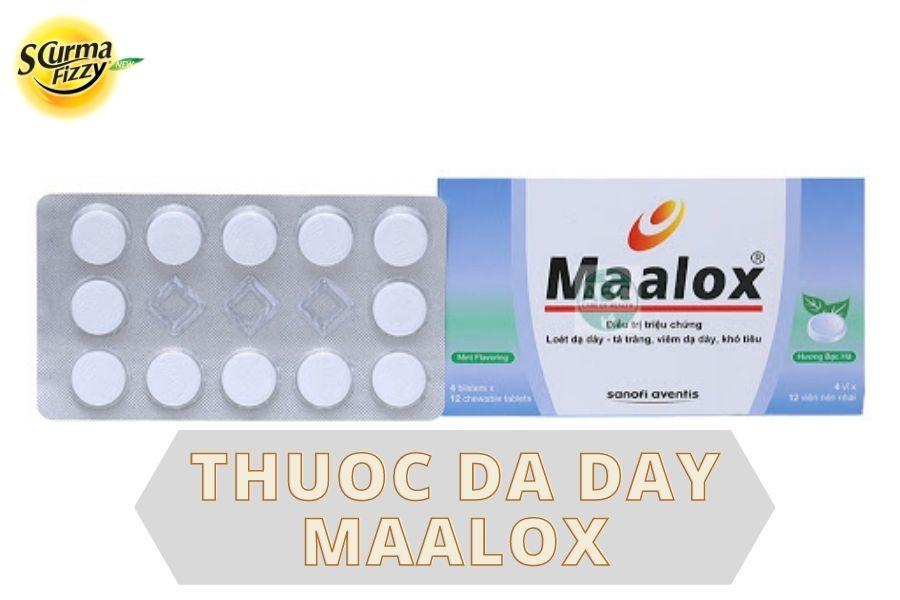 thuoc da day malox