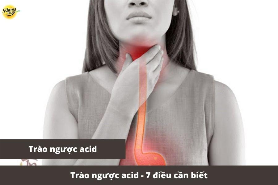 Trào ngược acid