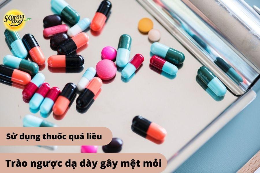 Tác dụng phụ thuốc điều trị