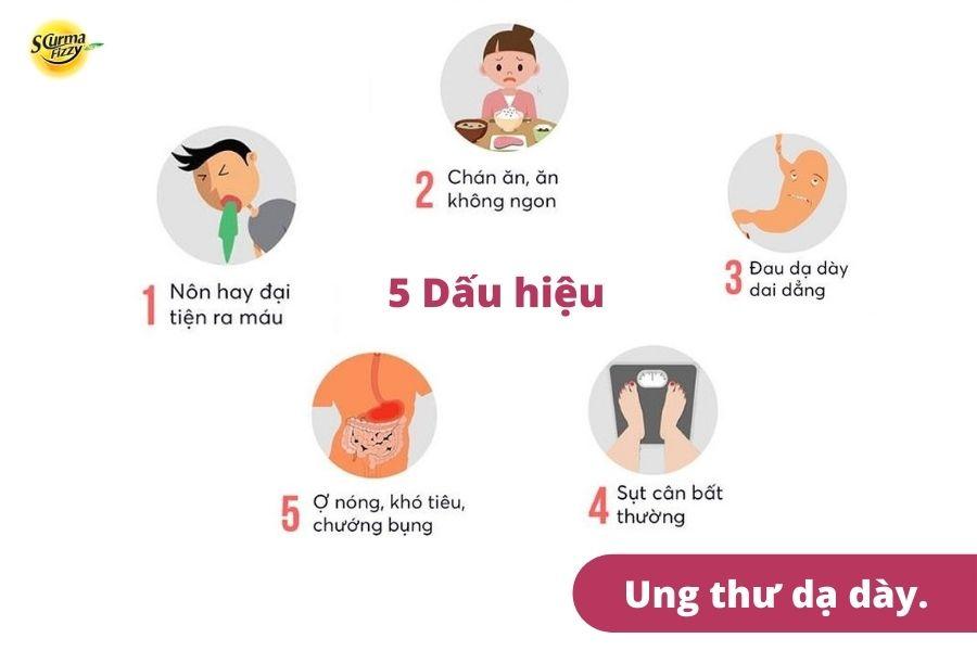 5 dấu hiệu