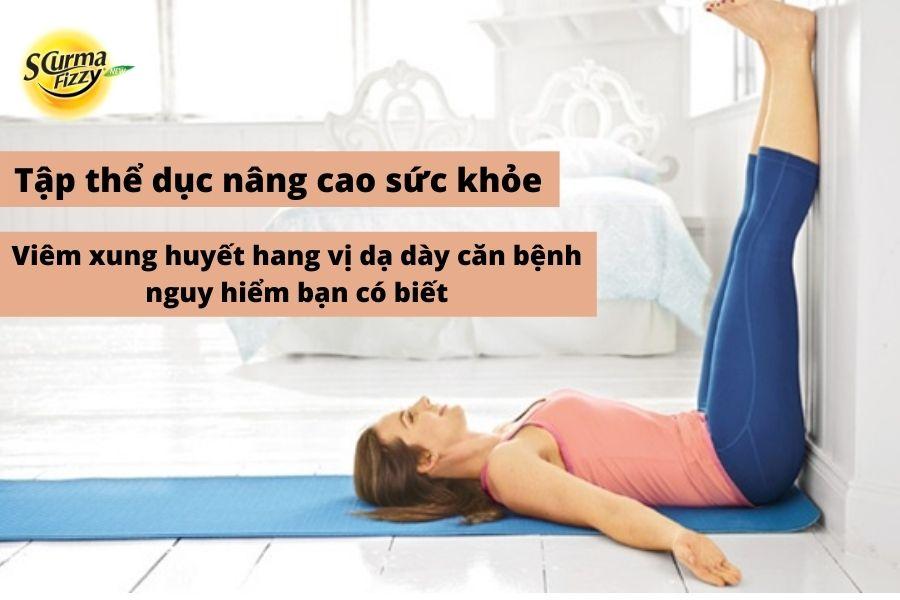 Rèn luyện nâng cao sức khoẻ