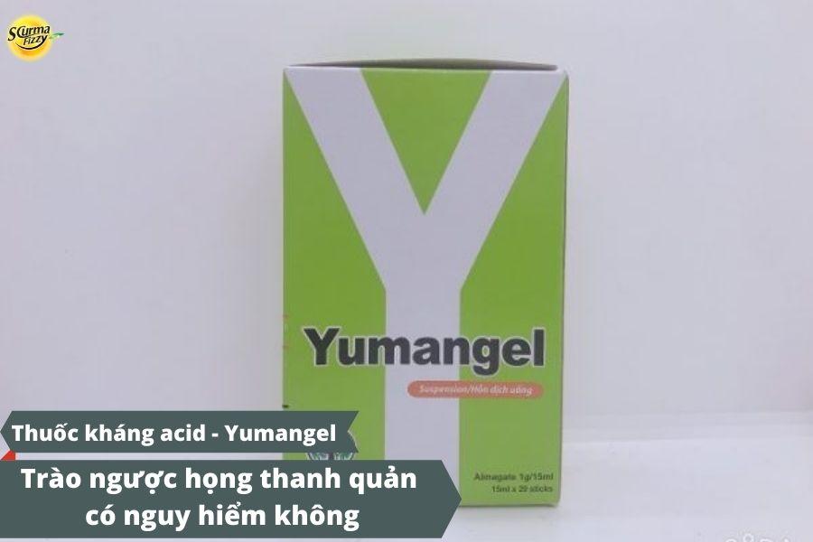 Thuốc Yumangel là thuốc gì?