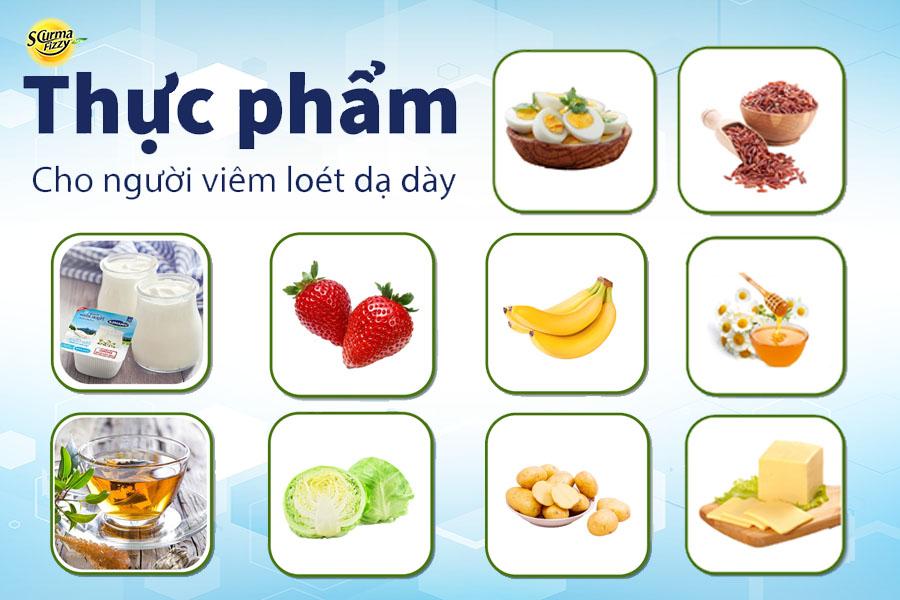 thực phẩm tốt cho người bệnh
