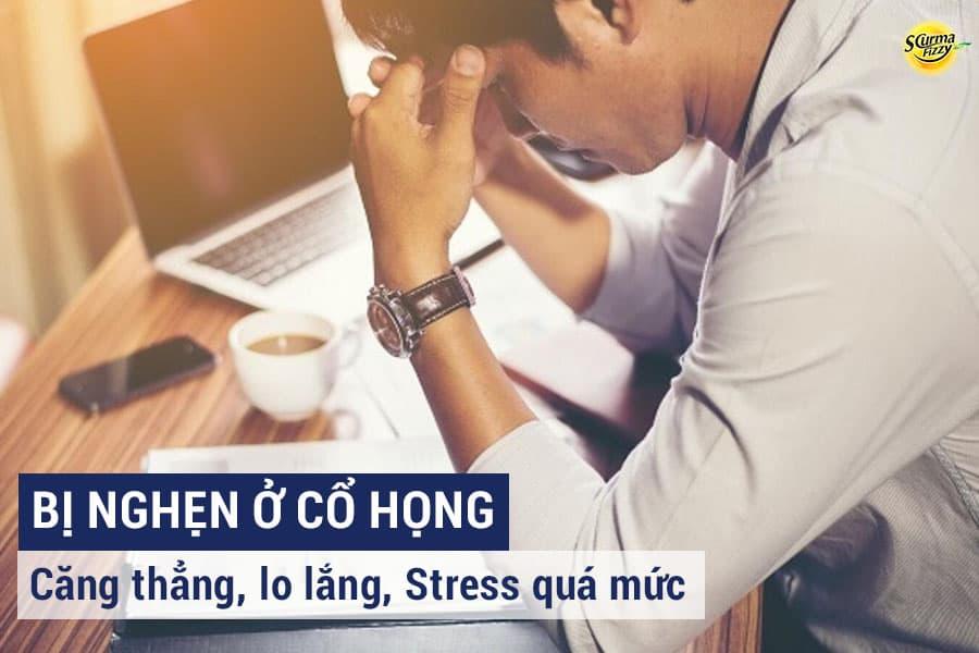 Căng thẳng stress